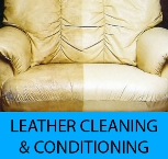 Leather Cleaning Service and Conditioning Lakeside Ca